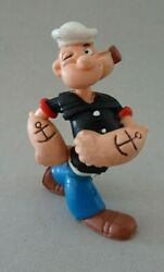 Popeye - Vintage Pvc Figure Figurine - Maia + Borges M+b - Made In Portugal