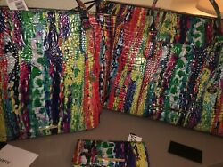 Nwt Sold Out Brahmin Energy Melbourne Weekender Tote 3 Pc Travel Set Luggage