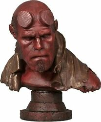 Sideshow 11 Hellboy Life Size  Low Faux Bronze Factory Sealed Shipper