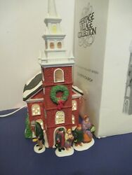 Department Dept 56 Old North Church New England Village Series 59323
