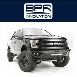 Fab Fours For 15-17 Ford F-150 Vengeance Series Bumpers - Ff15-d3251-1