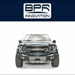 Fab Fours For 17-18 Ford F-150 Premium Winch Pre-runner Bumpers - Ff17-h4352-1