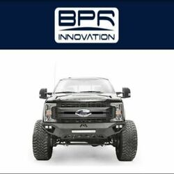 Fab Fours For 17-18 Ford F-250/350 Sd Vengeance Front Bumpers - Fs17-v4151-1