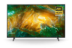 Sony Xbr55x800h 55-inch 4k Ultra Hd Smart Led Tv W/ Hdr And Alexa Compatibility