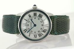 Solo Ladies Stainless Steel Quartz Watch Ref 2933 With Deployment Buckle