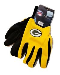 Green Bay Packers Nfl Football Utility Gardening Gloves
