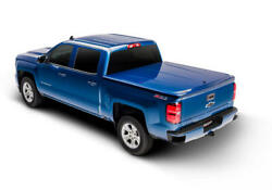 Undercover Lux Truck Bed Cover For 18-21 Toyota Tacoma 60.5 Bed / Attitude Black