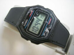N.o.s. New Casio Lcd Vintage Watch F-30, Module 1007. Rare Old 1993.