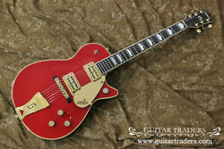 Used Gretsch 1990 G6131 Jet Firebird Red Electric Guitar Free Shipping