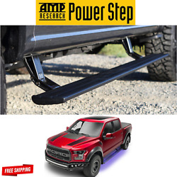Amp Researchandreg Power Step Smart Series Automatic Step Bars 2015-2020 Ford F150
