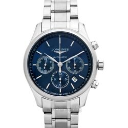 Longines The Longines Master Collection L27594926 Blue Dial Menand039s Watch
