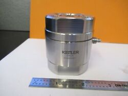 Kistler Swiss 9363a Press Force Sensor Piezoelectric Nice As Pictured And15-ft-x9