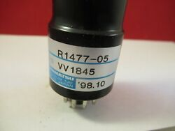 Hamamatsu Photomultiplier R1477-05 Vanox Microscope Part As Pictured And84-ft-98
