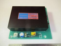 Hamamatsu C1309-03 Hv Power Supply Vanox Microscope Part As Pictured And84-ft-99