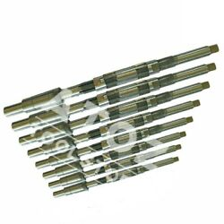 New Long H4 - H11 Adjustable Hand Reamers Set With Fixed Pilot Hcs Blade