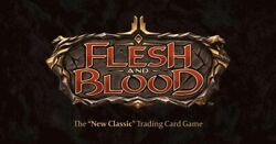 Flesh And Blood Welcome To Rathe Complete Set Unlimited