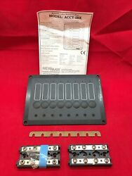 Newmar Accy-ibx Electrical Distribution Panel Ac Or Dc Marine Rv Ems Fire