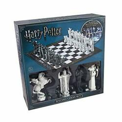 Harry Potter Wizards Chess Noble Collection New Packaging