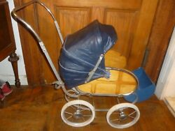Vintage F.a. Whitney Carriage Stroller Buggy Baby Pram. Fantastic Condition.