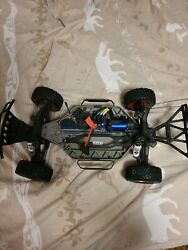 Traxxas Slash 4wd Brushless 60mph Electric Used Rc Car Bundle With Bateries