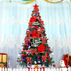 Large Christmas Tree Artificial Pine With Led Light 900 Branch Flame Retardant