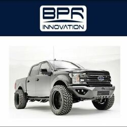 Fab Fours For 18 Ford F-150 Vengeance Series Bumpers - Ff18-d4551-1