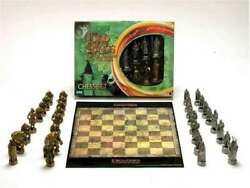2002 The Lord Of The Rings Fotr Chess Set Replacement Parts/piece - You Pick