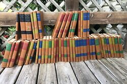 Britannica Great Books Of The Western World Complete 54 Book Set 1952
