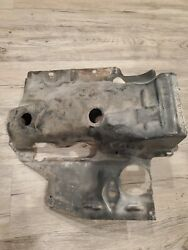 Engine Tin Upper 3 4 Vw Bus 1700cc Aircooled Vintage With Down Vent Tin
