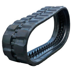 Prowler Rubber Track That Fits A Takeuchi Tl150 - Staggered Block Tread