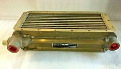 Beechcraft King Air Oil Cooler P/n 100-389015-7 New With Mfg C Of C 8130-3