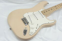 Fender Usa Highway 1 Stratocaster Used Maple Neck Maple Fingerboard W/soft Case