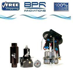 Aeromotive Drop-in Fuel Pump Assemblies Dual 450 Lph For Ford 11-17 17356