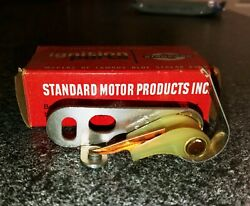 Vintage Standard Dr-2227p Ignition Points And Condenser New Old Stock New York