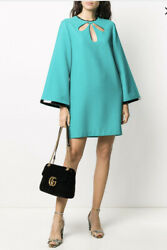 Cutout Short Shift Dress- With Tags- Rrp3,300 Aud