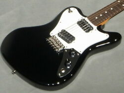 Fender Made In Japan Limited Super Sonic Rw Blk Electric Guitar