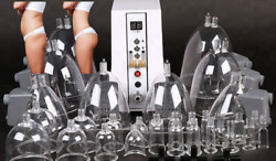 Buttocks Lifter Cup Vacuum Breast Enlargement Bust Enhancement Cupping Therapy