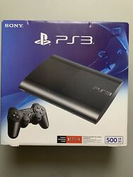 Sony Playstation 3 Ps3 500gb Game Console Brand New Region Us/canada