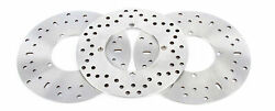 2015 Polaris 570 Sportsman Forest Tractor Front And Rear Brake Rotors Discs