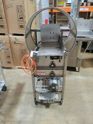 Used Bunn Commercial Meat Tying Machine