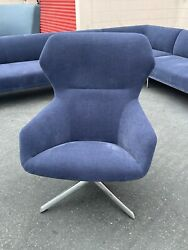 Iconic Gingko Lounge Chair By Davis Furniture Mcm Modern Mid Century Inspired