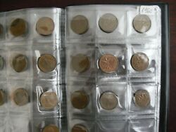 Penny Cents Collection Canada Over 50 Coins 1960 To 2012 Album Collectors 680