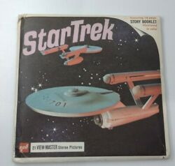 1968 View Master Star Trek The Omega Glory 3-d Pictures