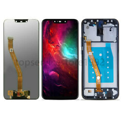 For Huawei Mate 20 Lite Sne Lx1 Lx2 Lx3 Lcd Display Screen Touch Digitizer Frame
