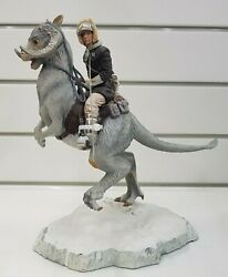 /star Wars Han Solo On Tauntaun Statue By Gentle Giant Limited Edition 227/3000