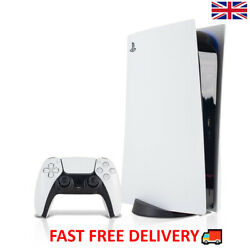 Sony Playstation 5 Ps5 Disc Video Game Console Fast Free Delivery ✅🚚✅