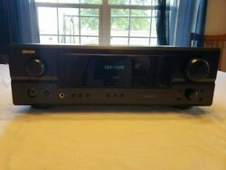 Denon Dra-397 Stereo Reciever Great Condition Tested Fast Shipping