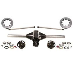 Winters 6-bolt Rear Cover Qc Rear End, 4.12 Inch Ring And Pinion