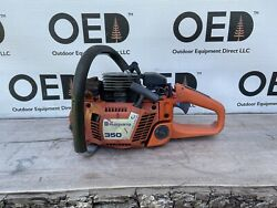 Husqvarna 350 Chainsaw / Good Project Saw See Photos And Read Notes - Ships Fast