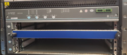 Juniper Srx5400 Chassis With Fan Rack Mounts And No Power Supplies